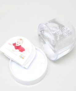 Sneeuwbol met foto