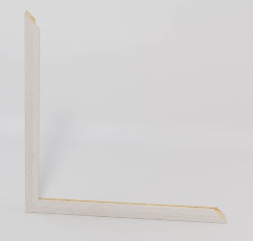 Wissellijst hout in wit