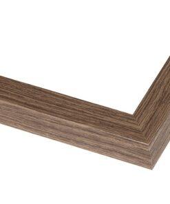 Wissellijst hout F2525 Noten