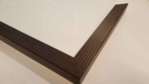 Wissellijst hout F2525 Cacao