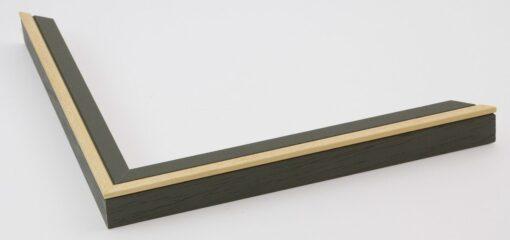 Wissellijst hout F2024 Groen-Blank