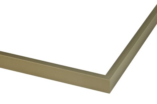 Wissellijst aluminium Mat licht brons