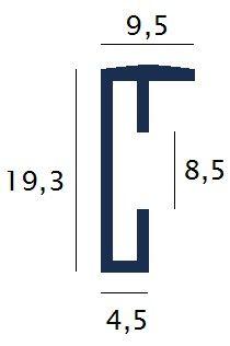 Profieltekening F109