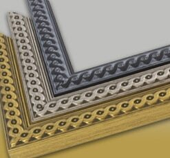 Gevlochten rand – 30 mm dikte (F27-serie)
