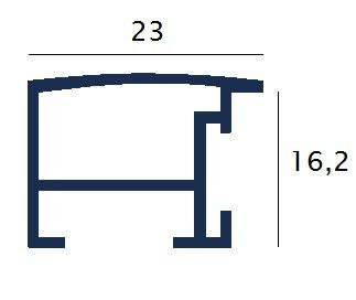 Profieltekening F62