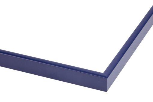 Wissellijst aluminium F150 Gelakt donkerblauw