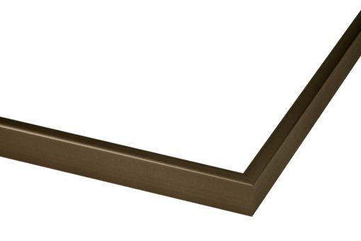 Wissellijst aluminium F150 Mat brons