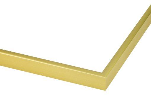 Wissellijst aluminium F150 Mat goud