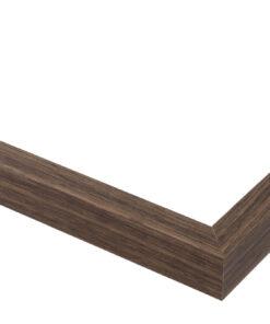 Wissellijst hout F119 Antraciet eiken fineer