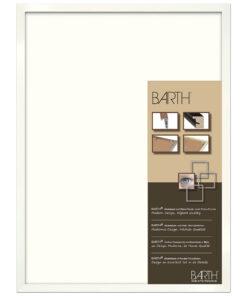 Barth wissellijst aluminium 1125WT Wit wit