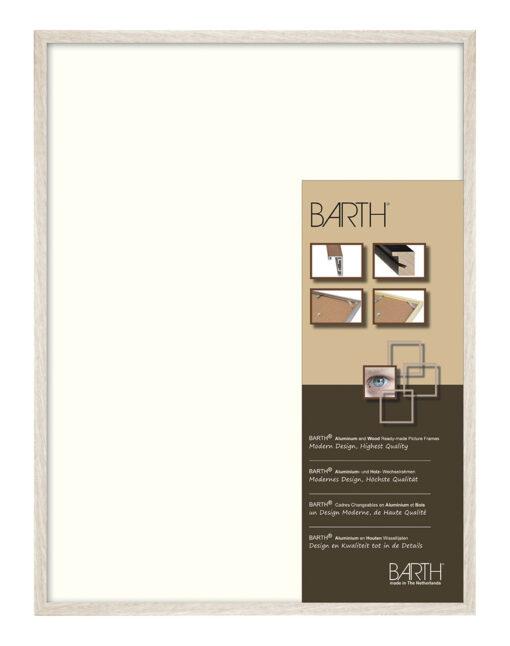 Barth wissellijst aluminium 916BW Barthwood Eiken Wit gewassen