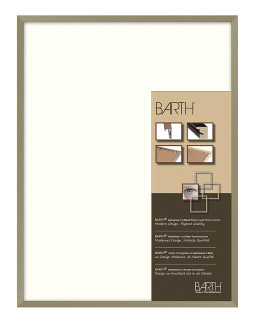 Barth wissellijst aluminium 916GR Grijs