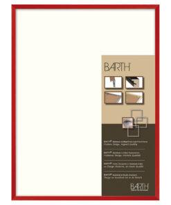 Barth wissellijst aluminium 916RD Rood