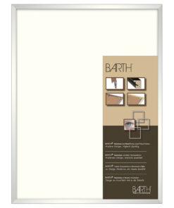 Barth wissellijst aluminium 916SA Satine (Mat zilver)