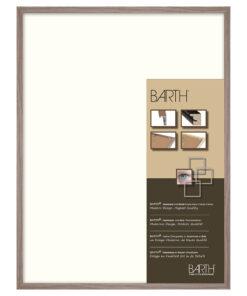 Barth wissellijst aluminium 916WA Walnoot