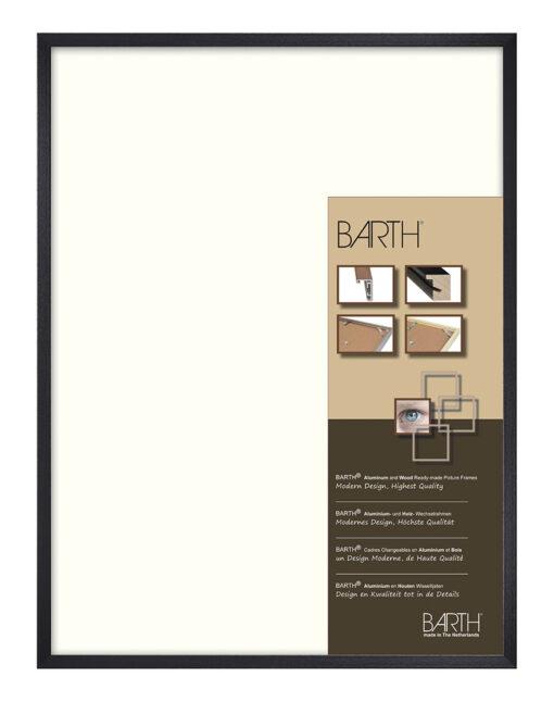 Barth wissellijst aluminium 916ZWE Zwart essen