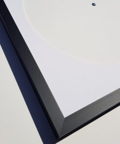 BARTHMUZIEK PRO Sleeve LP / vinyl plaat wissellijst - Zwart