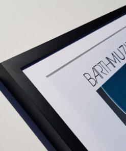 BARTHMUZIEK PRO Sleeve LP Hoes wissellijst - Zwart