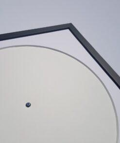 BARTHMUZIEK PRO Stereo LP / vinyl plaat + hoes wissellijst - Zwart