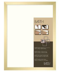 Barth wissellijst aluminium 1828WG Witgoud