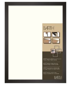 Barth wissellijst aluminium 1828ZW Zwart