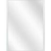 Aluminium spiegel F109 Mat zilver - 10mm