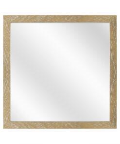 Houten spiegel F108 Vergrijsd - 15mm