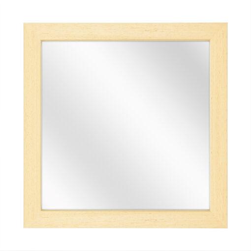 Houten spiegel F200 Blank ongelakt - 20mm