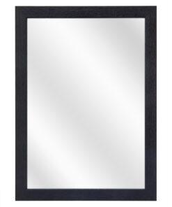 Houten spiegel F202 Zwart - 20mm
