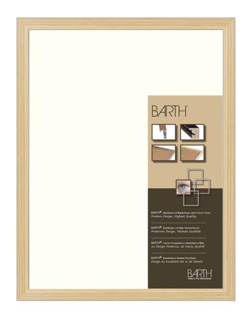Barth wissellijst hout 210-111 Blank essen