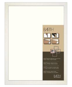 Barth wissellijst hout 210-300 Wit gewassen populier