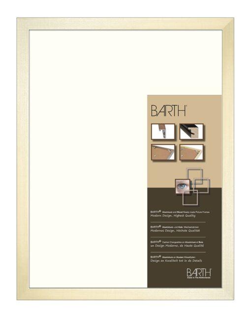 Barth wissellijst hout 210-777 Blank populier