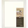 Barth wissellijst hout 215-300 Wit gewassen populier