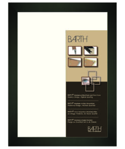 Barth Boxframe 3D hout 820-127 Zwart populier