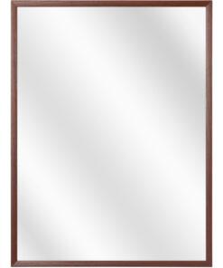 Aluminium spiegel F109 Kersen fineer - 10mm