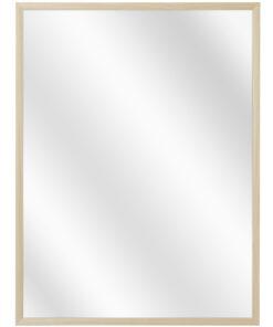 Aluminium spiegel F109 Natuur eik fineer - 10mm