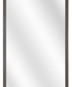 Houten spiegel F119 Antraciet Eiken - 15mm