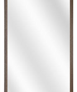 Houten spiegel F129 Walnoot - 15 mm