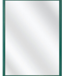 Kunststof spiegel F222 Groen - 25mm