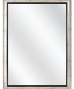 Spiegel F46 Zilver / Zwart - 50mm