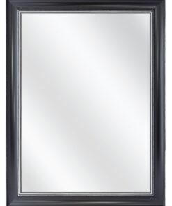 Spiegel F611 Zwart - 60mm