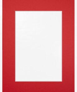 Passe-partout rood