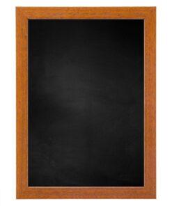 Krijtbord met houten lijst - Kersen - 20mm