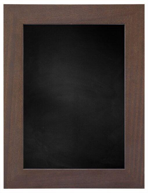 Krijtbord met houten lijst - Koloniaal - 39mm